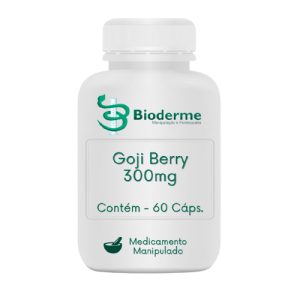 GOJI BERRY  300mg  - BIODERME -