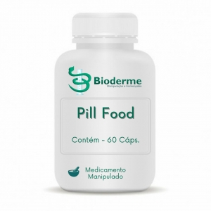 PILL-FOOD ( OU HAIR FOOD )  - BIODERME -